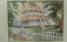 Betty Schwark signed limited edition framed print.
