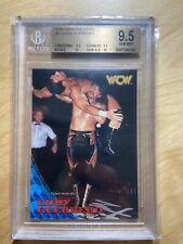 1998 Topps WCW/NWO#27 Eddie Guerrero Rookie Card BGS 9.5 GEM MINT RC Wrestling