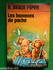 LES HOMMES DE POCHE H BEAM PIPER N64 LE MASQUE SCIENCE FICTION