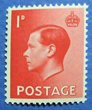 1936 Great Britain 1d Scott# 231 S.G.# 458 Unused Nh Cs04048