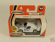 [OF3-89] MATCHBOX 50 YEARS 1952-2002 #22 PORSCHE 911 GT1 95842 MATTEL WHEELS MIB