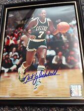 Nate Tiny Archibald #7 Autograph 8x10 Photo Frame Boston Celtics Authentic NBA