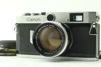 [EXC+++++] Canon P Rangefinder 35mm Film Camera w/ 50mm f1.4 L39 Lens from JAPAN