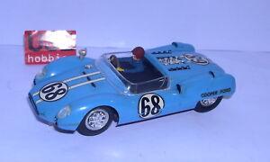 Monogram Slot Car Shelby King Cobra #68 Excellent Condition Unboxed