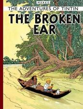 Tintin - the Broken Ear (The Adventures of Tintin)-Herge