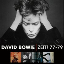 David Bowie-Zeit! (UK IMPORT) CD / Box Set NEW
