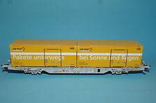 Creanorm (Busch) 100050110 Post Containerwagen Schweizer Post AAE Spur O NEU