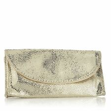 Mally Gold Speckled makeup bag