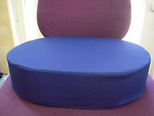 Ring Cushion - Donut shaped supportive foam- comfort fo the user`s Coccyx. Back.