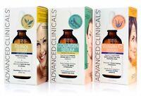 Advanced Clinicals Complete Serum Set - Collagen, Retinol, and Vitamin C