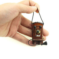 1:12 Miniature wall-mounted telephone dollhouse diy doll house decor WGJ mi