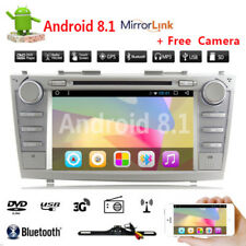 For Toyota Camry 2007-2011 Android 8.1 GPS Navi Car Radio Stereo DVD Player WIFI