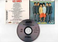 "LES SURFS ""French 60s EP Collection"" (CD Cardsleeve) 1995"