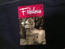 Fabulous Las Vegas Mag Line Renaud Thordis Brandt M Hines & P Ford 3/30/1968