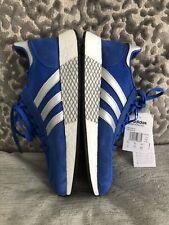Adidas Marathon X5923 Blue / Silver UK8.5 BNIBWT Retro Runners