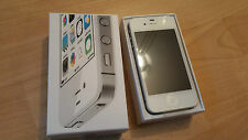 Smartphone Apple iPhone 4s 64GB weiss  in orig. Box / unlocked und iCloudfrei !