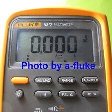 Fluke 83V 87V 88V Repair Kit for Fading LCD Digital Display  All Series '5' DMM