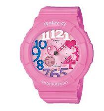 Casio Baby-G * BGA131-4B3 Neon Illuminator Bubblegum Pink COD PayPal