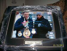 Andre Ward  WBA-WBC Super Middle Weight Champ