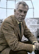 "LEE MARVIN HOLLYWOOD ACTING LEGEND MOVIE STAR 8x10"" HAND COLOR TINTED PHOTOGRAPH"