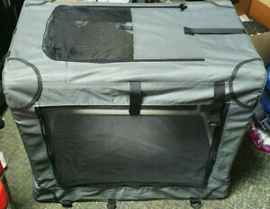 Pets at Home - Portable Fabric Pet Kennel - H47 x L60 x D40cm - Small