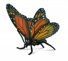 MONARCH BUTTERFLY INSECT MODEL by COLLECTA 88598 *New with tag*