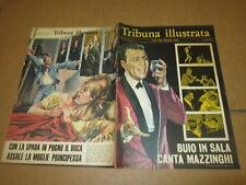 TRIBUNA ILLUSTRATA N°25/1966 MAZZINGHI ALBEROBELLO