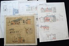Architectural Designs for England House in Pailton, Rugby & Warwick