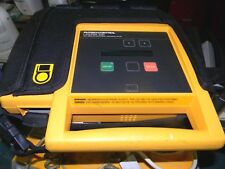 Physio Control Lifepak 500 CARRYING *CASE* BATTERY* PADS
