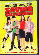 Saving Silverman (Dvd) Jason Biggs Steve Zahn Jack Black Amanda Peet