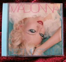 MADONNA FIRST EDITION BLUE TRAY UPSIDE DOWN BEDTIME STORIES CD BOX SET SECRET LP