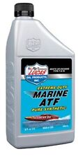 Lucas Oil Extreme Duty Marine ATF Pure Synthetic Oil 1qt. 10651