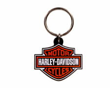 HARLEY DAVIDSON BAR & SHIELD KEYCHAIN FOB KEY CHAIN RING NEW