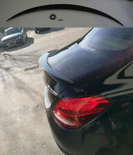 Aleron Mercedes Benz Clase C W205 C63 AMG negro brillo spoiler