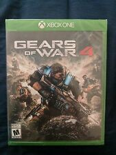 Gears of War 4 (Xbox One) - Brand New In Plastic