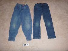 (363) 2 Jeans  Gr 98/104