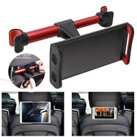 Car Back Seat Headrest Mobile Phone Mount Holder For Apple iPad 4-11inch New