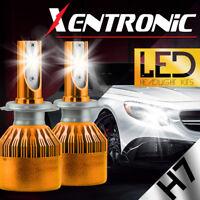XENTRONIC LED HID Headlight kit H7 White for Mercedes-Benz SLK280 2006-2008