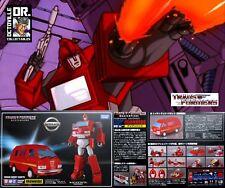 Transformers TAKARA AUTENTICO CAPOLAVORO MP-25 Ironhide Nuovo di Zecca