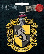 Harry Potter Car Magnet: Hufflepuff House Crest