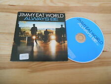 CD Punk Jimmy Eat World - Always Be (1 Song) Promo INTERSCOPE