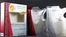 SHISEIDO professiona hair straight rebonding H-1-2 resistant-natural cream 250ml