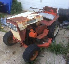 Jacobsen Super Chief 1200 series Lawn Tractor Mower Hydrostat Plow Snow Plow
