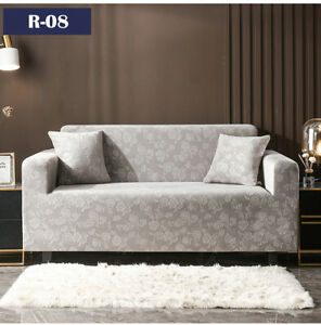 Stretch Velvet Thicken Sofa Couch Cover Armchair Slipcover Furniture Protector