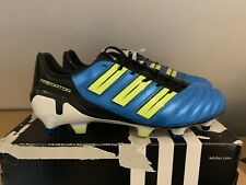 Original Adidas Predator Adipower 41 1/3 UK 7,5 US 8 J 260 TRX SG Neu New Mania