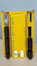 Pilz PNOZ (PN0Z) M1P Safety Relay Base Unit w/ 2 x Pilz PNOZ MI1P Modules