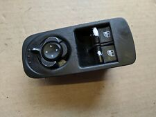 ALFA ROMEO MITO DRIVERS MASTER WINDOW MIRROR SWITCH BUTTONS