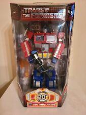 NEW Hasbro Transformers Classics: 20th Anniversary Battle Optimus Prime RARE