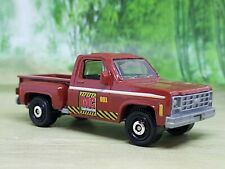 Matchbox '76 Chevy Stepside Pickup - Excellent Condition
