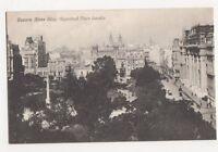 Argentina, Buenos Aires, Plaza Lavelle Postcard, B208